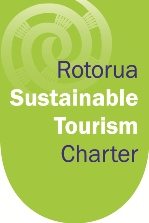 Logo Sustainable Tourism Charter max 150side